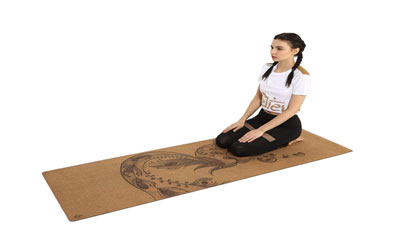 Foldable Anti-slip yoga mat