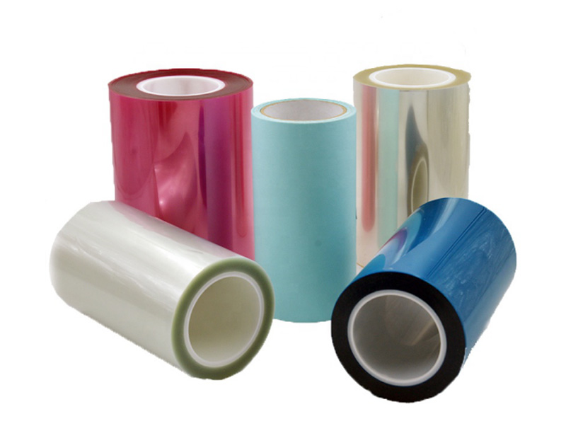 Equivalent electronic components pe protective film transparent pe protective film for label material anti-static pe film