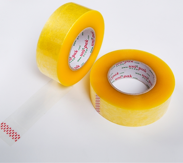 45 micron bopp tape Carton Sealing Use and BOPP Material Tear Tape