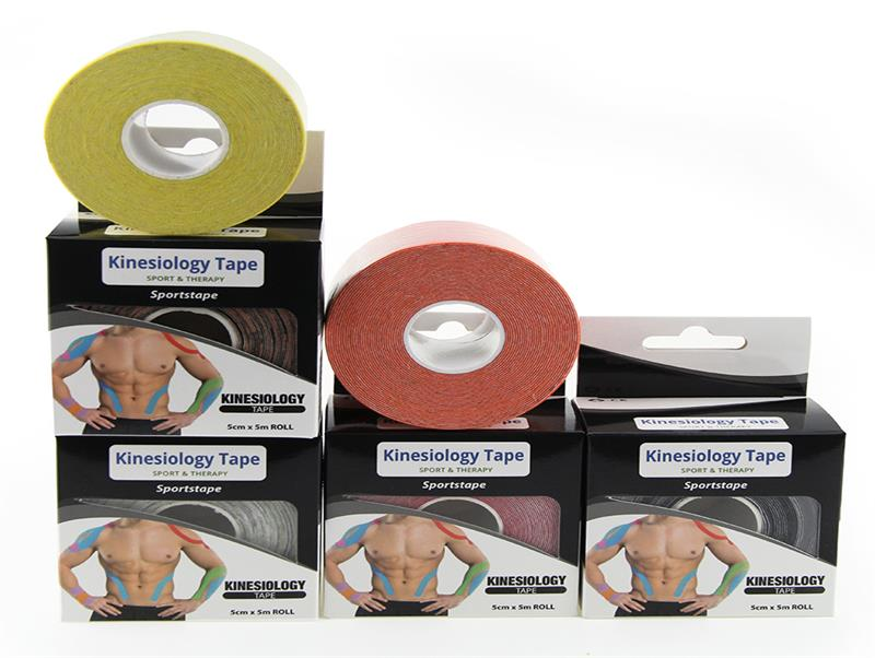 PreCut Cotton Sports Muscle tape therapy Care Kinesiology athletic tape