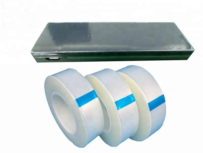 Various Shapes of Die Cutting low adhesive Protective Film for Mobile Phone Parts and Electronic