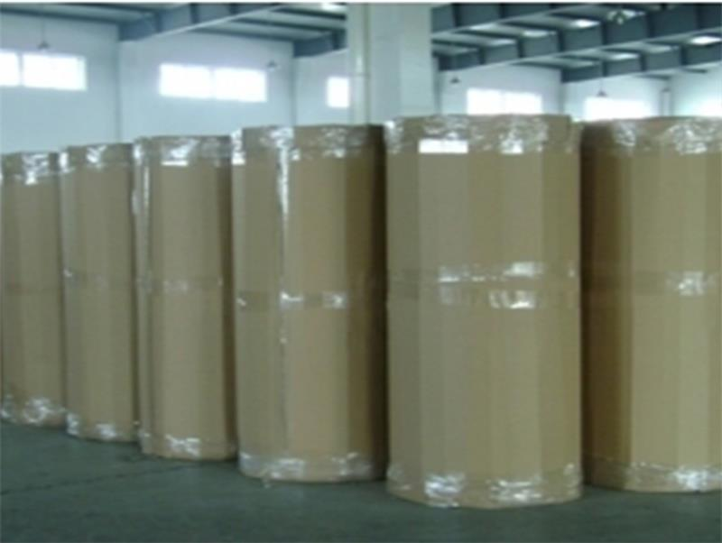 Waterproof acrylic adhesive bopp transparent jumbo roll