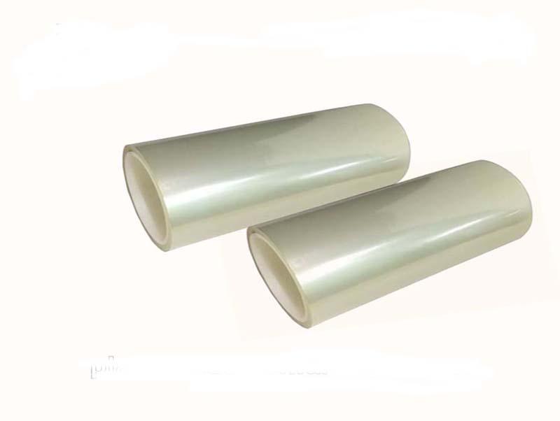 Wholesale price 50micro Transparent die cut pet protective film