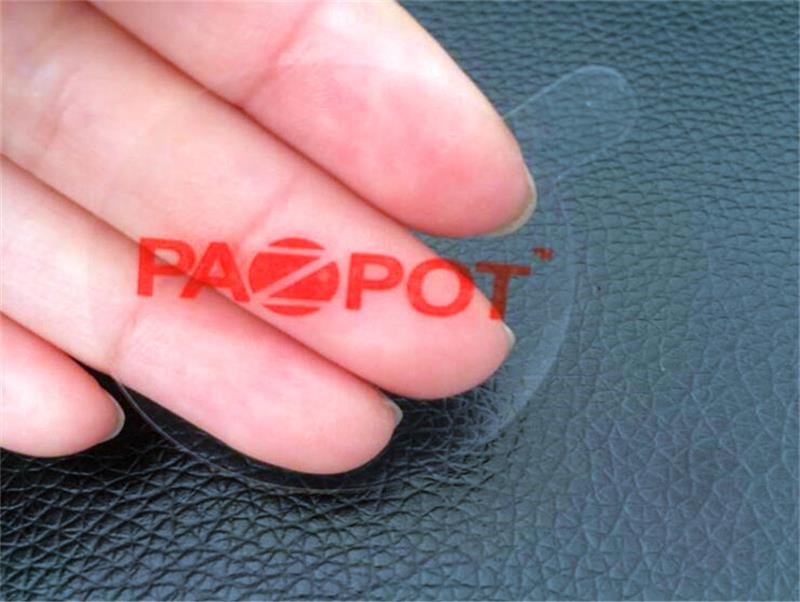 Free die cut samples self adhesive mirror safety backing PET protective film