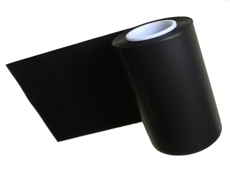 Manufacture china Black pe protective film