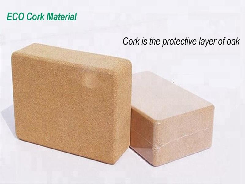 Wholesale eco-friendly cork block