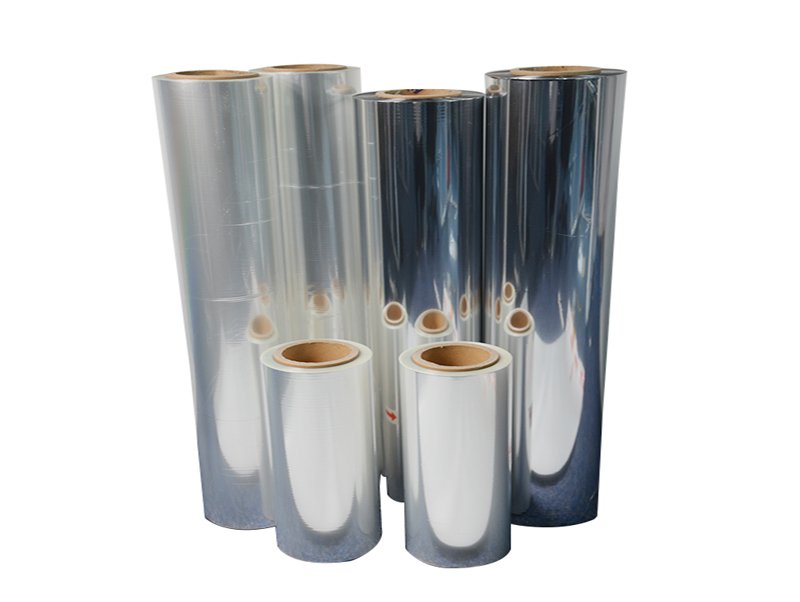 Excellent 30mic Vacuum Metalizing CPE film for food necessities packaging