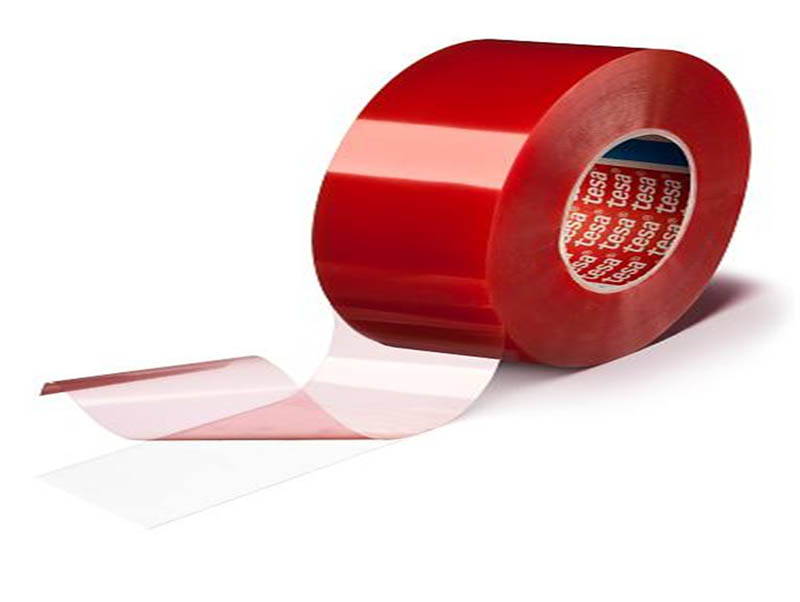 Tesa 4965 Double Sided Transparent Filmic Tape with Acrylic Adhesive
