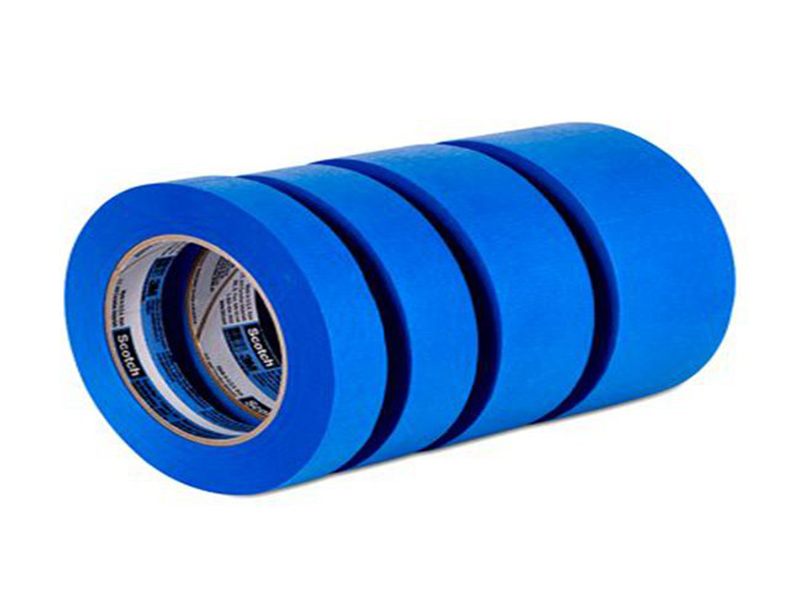 high quality and cheap price 1inch masking tape Jumbo roll for painting and daily use
