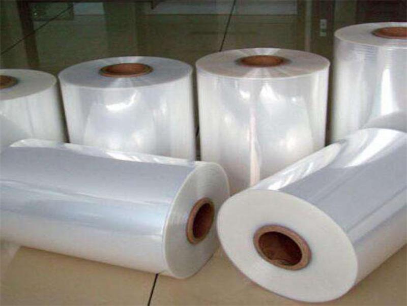POF heat shrink film , skin film Packing material
