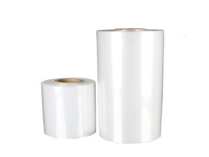 POF shrink film for drink packaging
