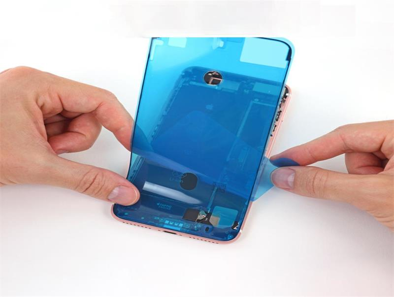 Wholesale for iphone  lcd touch screen display sticker waterproof adhesive tape sticker