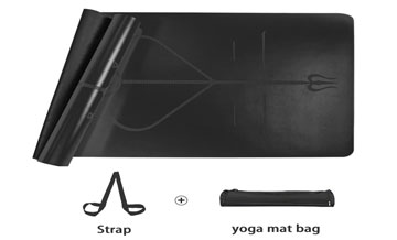 [Yoga mat factory]How to choose a yoga mat?