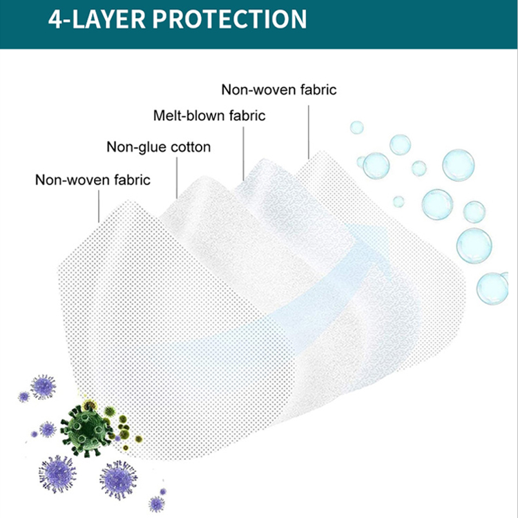 Wholesale price High quality KN95 Disposable PROTECTIVE face mask in stock with CE FDA